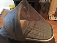 Uppababy bassinet 2017 model (new used twice) 43 km