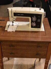 Kenmore sewing machine and table Dale City
