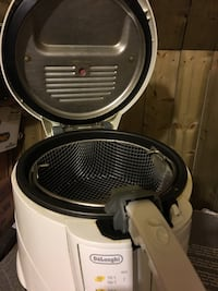 White and gray sinbo electric kettle Dollard-des-Ormeaux, H9A 3J6