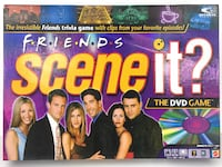 Scene It? Friends DVD Game  MONTREAL