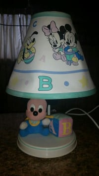 Mickey Mouse lamp with shape Easton, 18040