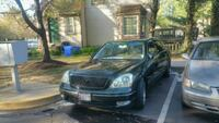 black Mercedes-Benz sedan Beltsville, 20705