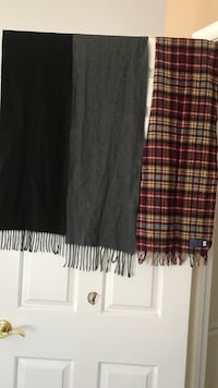 black, gray, and brown scarfs Germantown, 20874