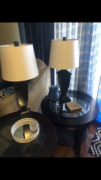 Set of 2 Amerigin Table lamps from Ashley's Furniture