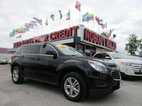 2016 Chevrolet Equinox LS 4dr SUV Houston, 77081