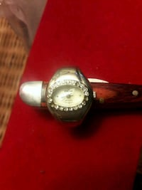 """Afterthoughts"" Ring Watch Reno, 89503"