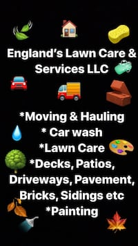 Lawn care Windsor Mill