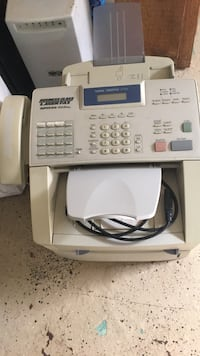 White and gray fax machine Quincy, 02169