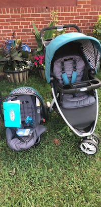 stroller and car seat for  free  with purchase  District Heights, 20747