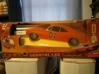 High performance General Life car scale model Del City, 73115