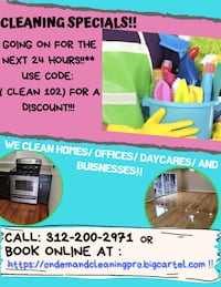 House cleaning Bensenville