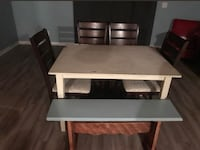 Farmhouse dining room table  Daytona Beach, 32114
