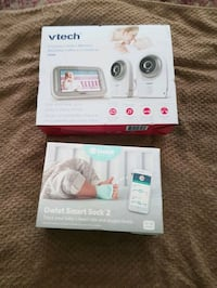 white and pink Medela electric breast pump Toronto, M4K 1A1