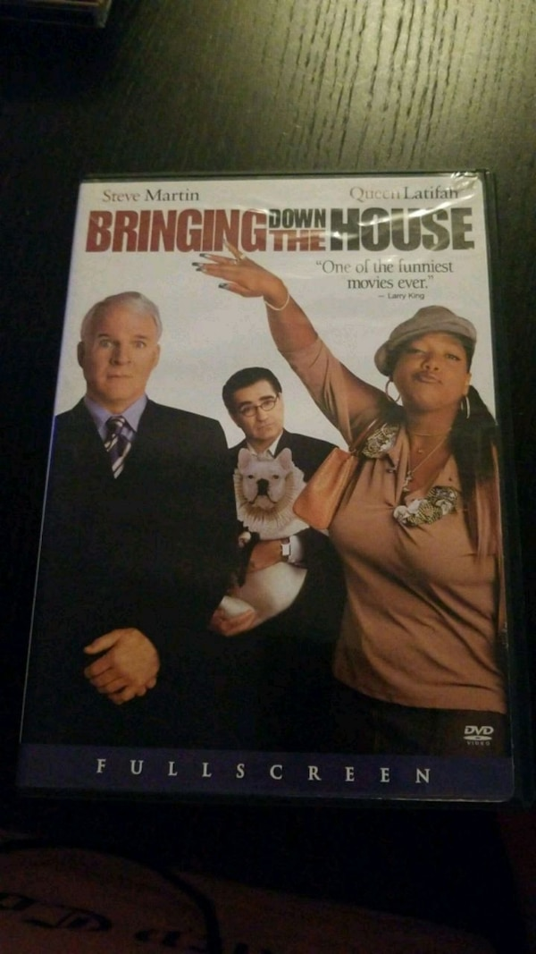 Used Bringing Down The House Dvd For Sale In Rahway Letgo