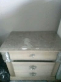 Two dressers and a bed frame (no matteress). McAllen, 78501