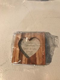 Small heart shaped picture frames Somerset township, 15501