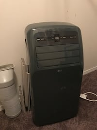 LG Portable  Air Conditioner 12,000 btu , with remote, $460 New , rarely used. Myrtle Beach, 29579