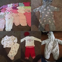 Baby Girl Newborn Clothes  Courtice, L1E 1Y2