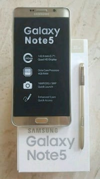 Samsung Galaxy Note 5. Price is firm  Coconut Creek