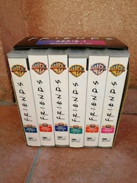 Serie Friends video VHS Madrid, 28009