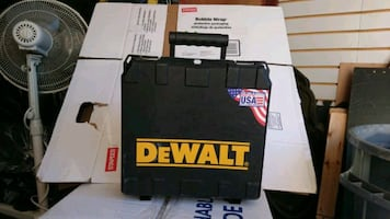 Dewalt Tool Case (NEW)