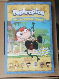 Poptropica the official guide  Cookeville, 38501