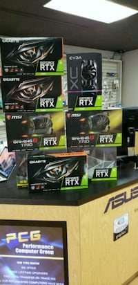 2080 & 2080TI Cards in stock and ready to sell  Tampa, 33629
