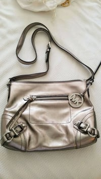 Michael Kors silver purse  Walnut Creek