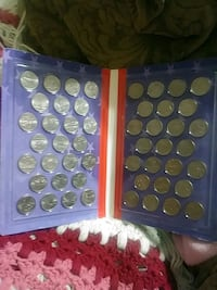 50 States Quarter coin collection Sandy, 84070