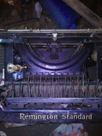 Antique typewriter for sale