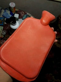Rubber water bag