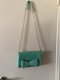 green leather shoulder bag Richmond Hill, L4C 9S5