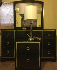 ASHLEY SIGNATURE FURNITURE SET & LAMPS Ruskin