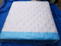King mattress Sealy tight top.delivery 40 Edmonton, T6H 4J8