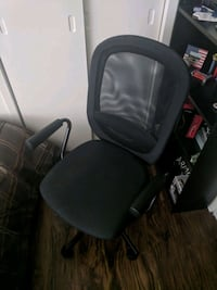 IKEA Flintan/Nominell mesh chair with arm rests