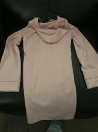 Pink sweat hoodie dress Woodbridge, 22191