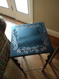 two black metal side tables Rockville, 20853