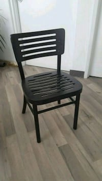 black and brown wooden chair Toronto, M4B 2E1