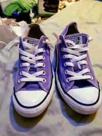 pair of purple Converse All Star high-top sneakers Louisville, 40299
