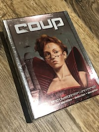Coup Board Game NEW