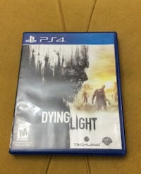 PS4 DYING LİGHT