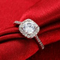 Womens 18K Rose Gold Plated Simulated Diamond Ring Hudson, 34667