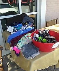 clothes two dollars each Saturday 211 1st Street B Bay Minette, 36507