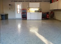Epoxy Floor installation Toronto