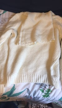 white and brown knitted sweater Washington, 20007