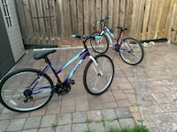 Two brand new bicycles Vaughan
