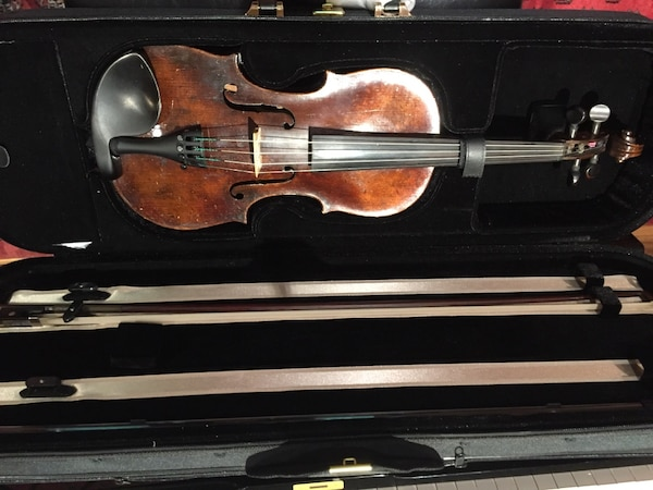 Old German violin with appraisal from House of Weaver. Pick up only. 46194689-01c0-41fa-b198-032f19ce2083