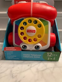 Fisher-Price Chatter Telephone (NEW)