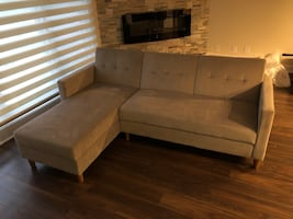 *New/Unopened* Sleeper Sectional Sofa/Couch
