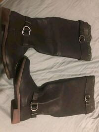Size 10 Wide Calf Boots Brand New 1622 mi